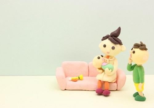母子家庭の支援施設