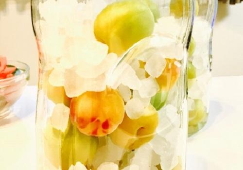 梅ジュース(梅シロップ)の作り方