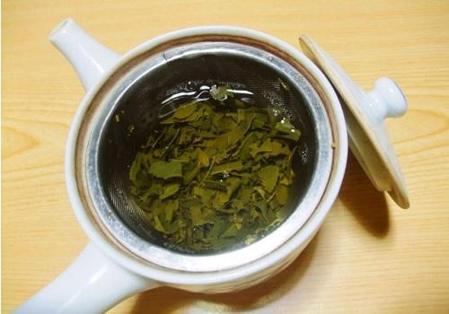 茶殻の利用