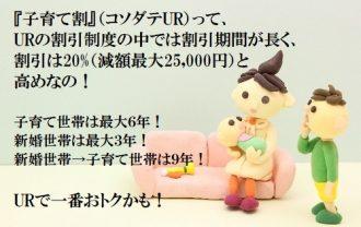 子育て割(コソダテUR)