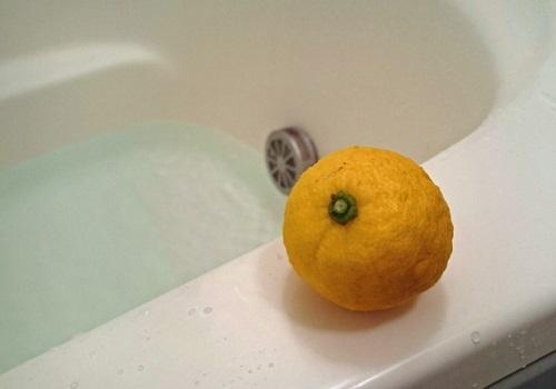 ゆず湯の残り湯の使い方