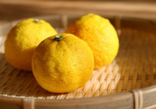 ゆず湯に使用した柚子の再利用法