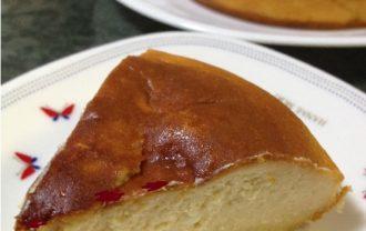 炊飯器で焼く失敗なしチーズケーキ